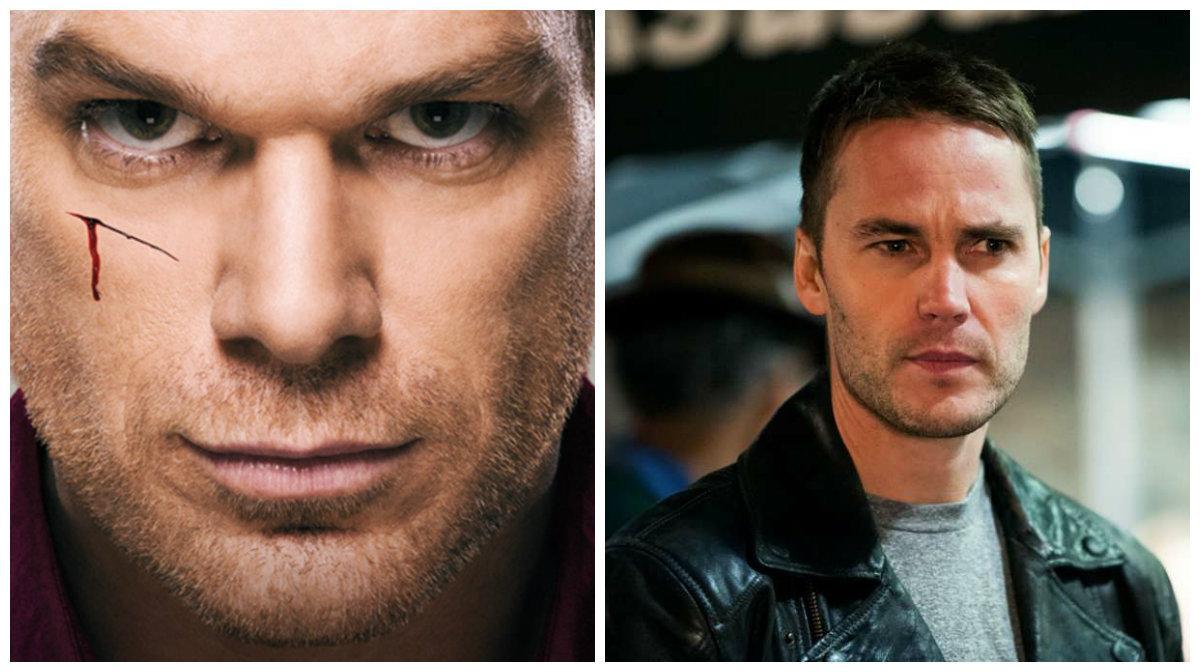 """Michael C Hall i """"Dexter"""" och Taylor Kitsch i """"True detective""""."""