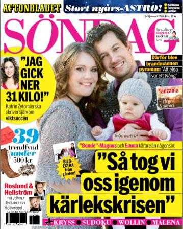 Artikeln är hämtad ur Söndag 2–3 januari 2011.