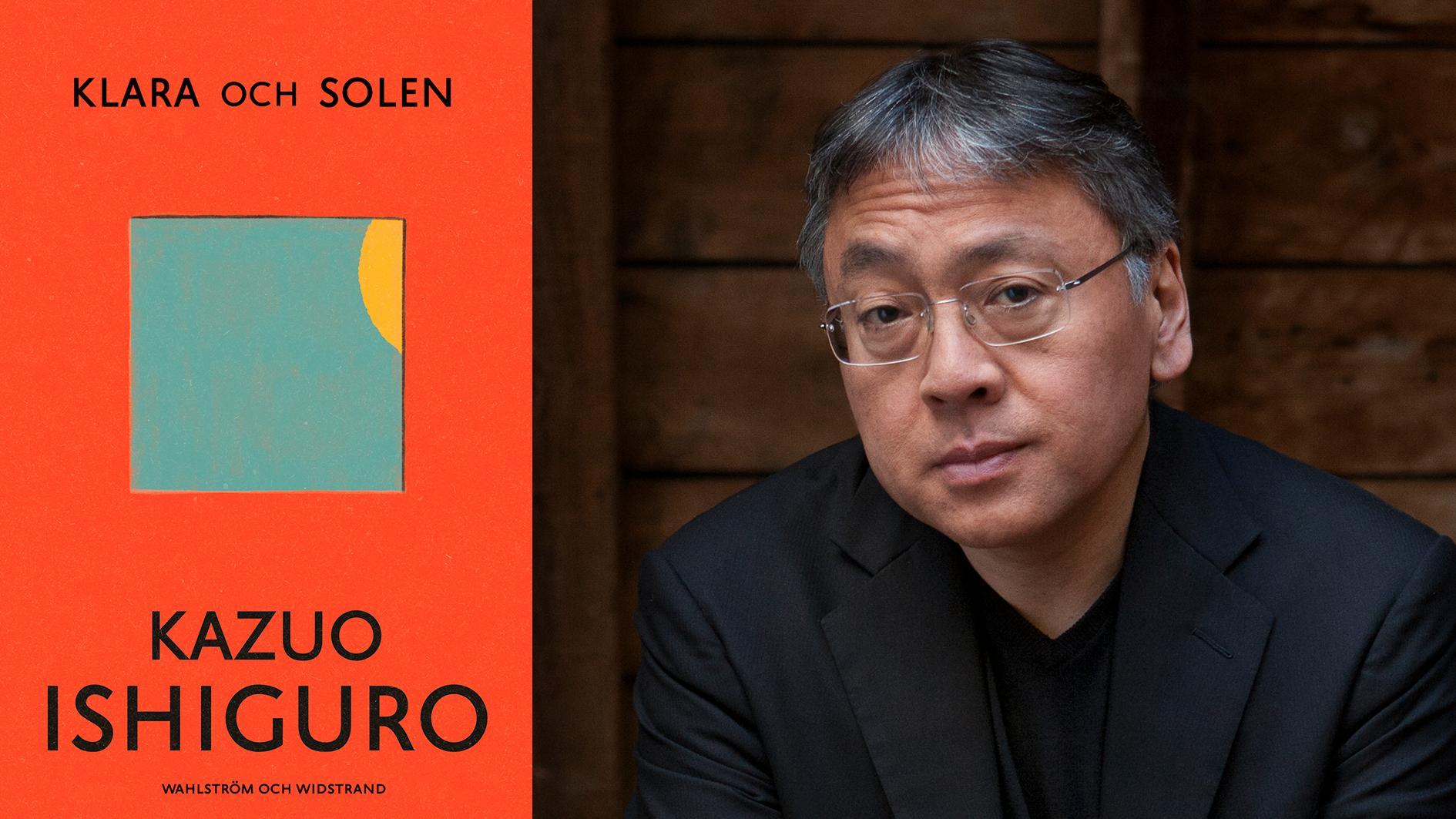 I sin första roman efter Nobelpriset 2017 tar Kazuo Ishiguro ytterligare ett steg  in i science fiction-genren  och överlåter  berättandet till  en robot.
