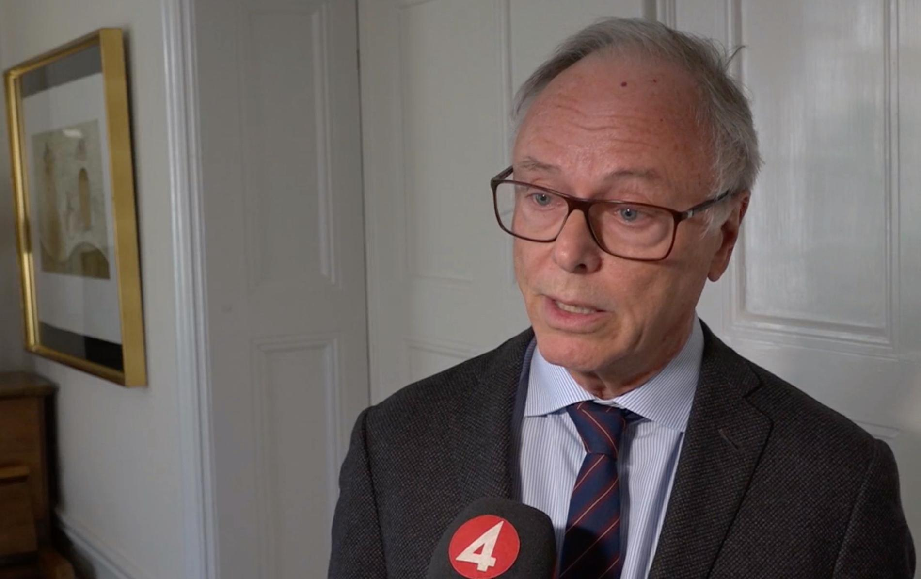 Djurparkens advokat Peter Danowsky.