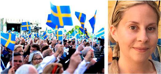 Debattören Sofia Hermansson skriver att vi i Sverige inte kan slå oss för bröstet vad gäller tolerans och jämställdhet.