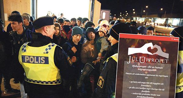 """Kyrkorna har tills i dag mobiliserat mer än 47 000 personer som skrivit under Juluppropet för en human migrationspolitik. Men vi har också hånats och kallats för """"naiva godhetsapostlar"""", skriver 15 kyrkoledare och företrädare inom Sveriges kristna råd."""