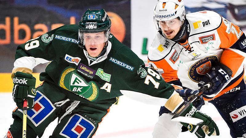 Patrik Lundh byter Färjestad mot Växjö.