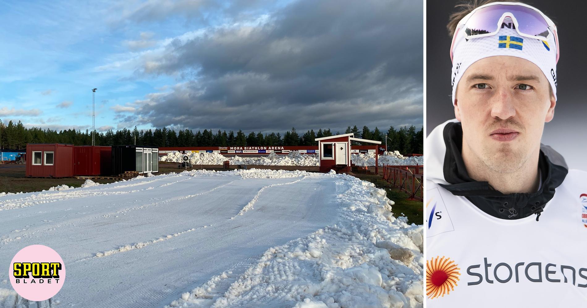 Sportbladet sänder skidfesten i Mora