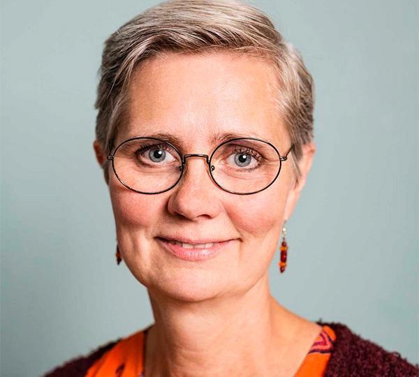 Åsa Brugård Konde.