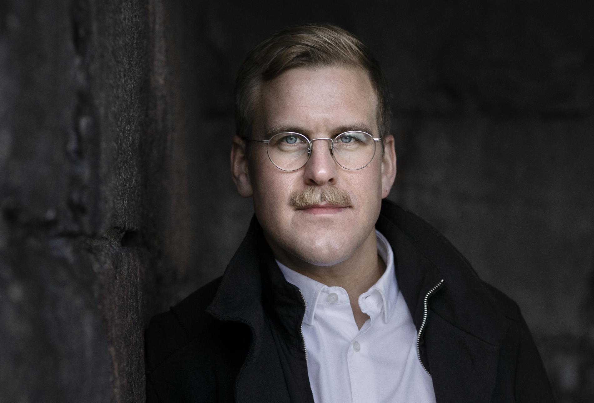 Adam Svanell.
