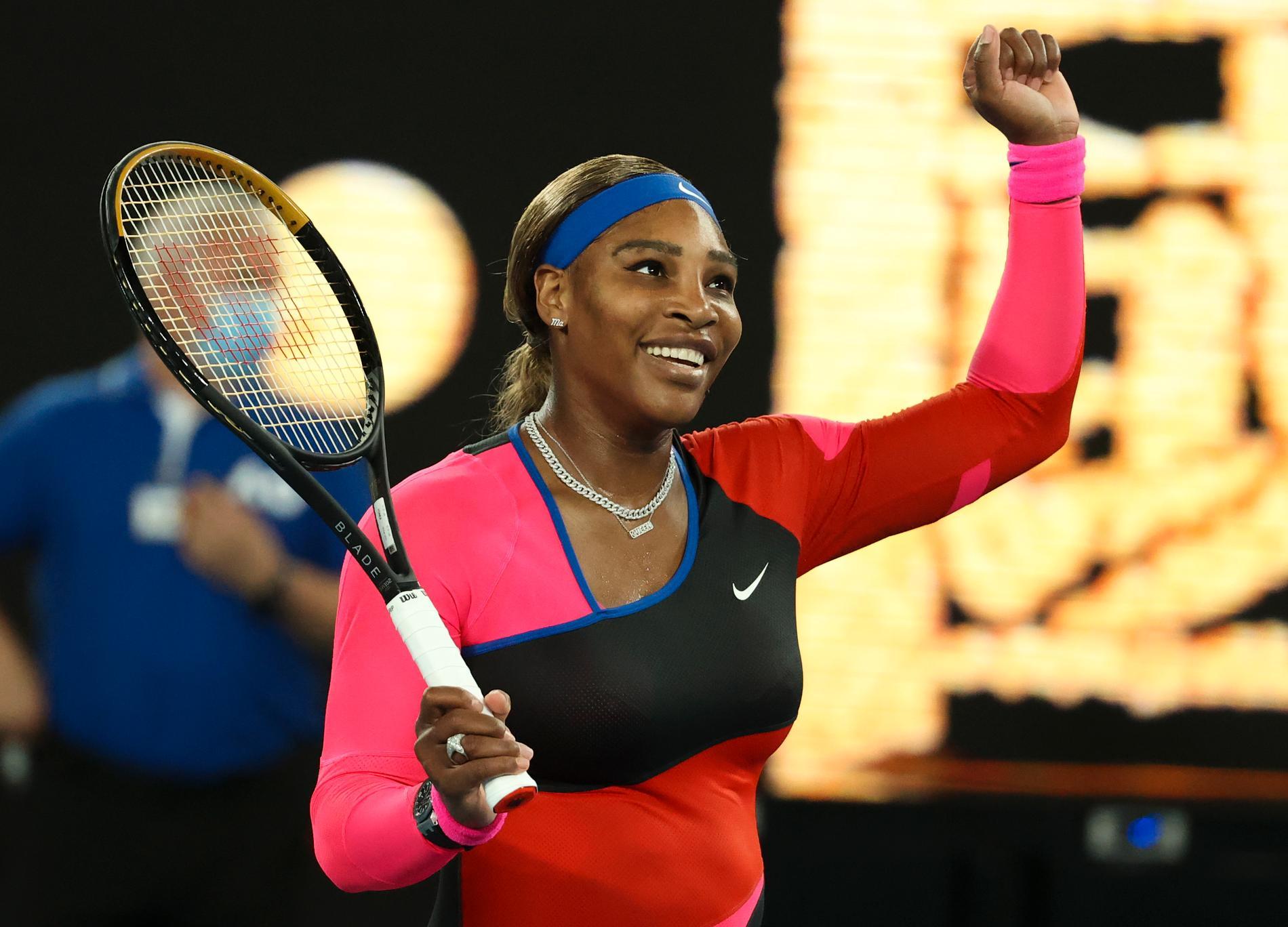 Serena Williams. Arkivbild.