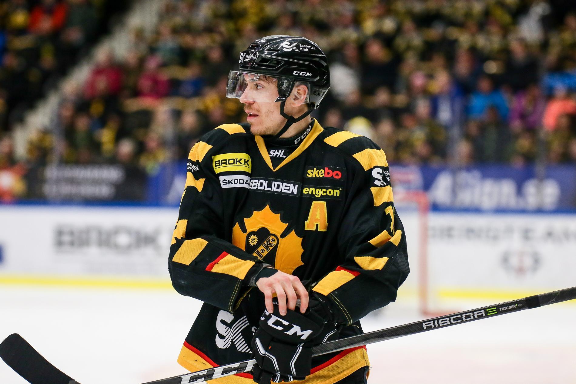 Pär Lindholm återvänder till Skellefteå.