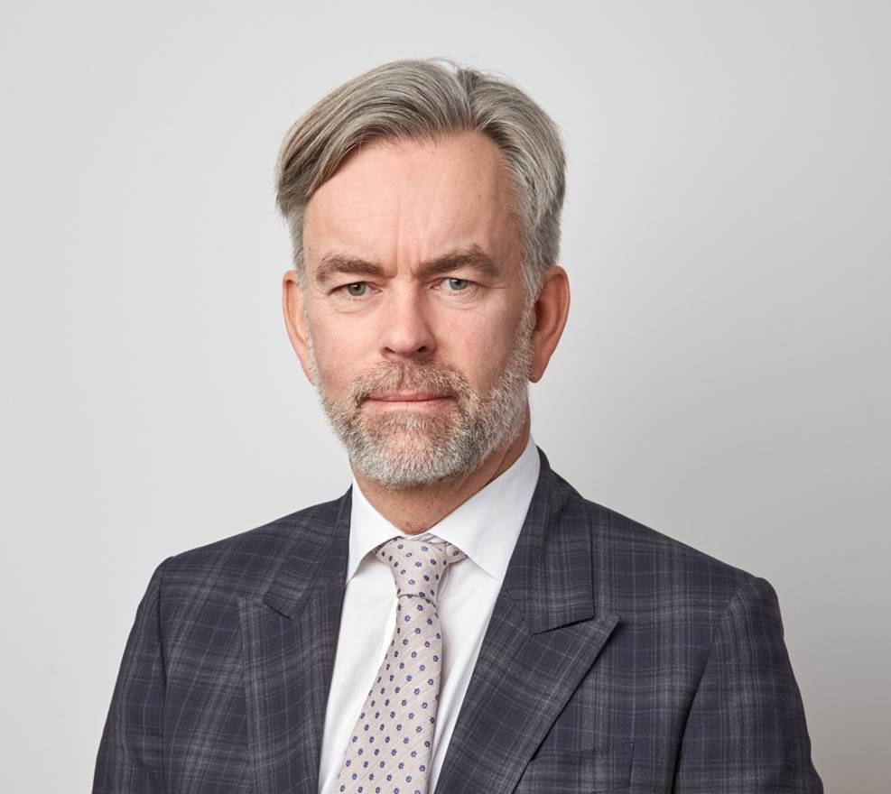 Hans Uhrus, presschef på Swedavia.