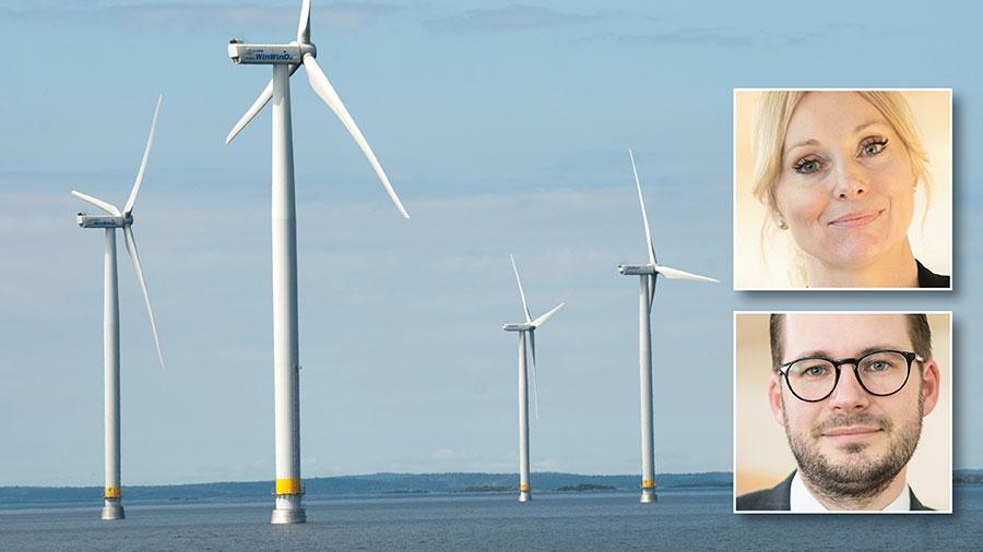 EU-förslaget innebär att tiotusentals vindkraftverk ska byggas utmed Europas kuster. De ska koncentreras till just Nordsjön och Östersjön, där förhållandena anses mer gynnsamma. Tusentals vindkraftverk skulle i så fall placeras utmed Sveriges kuster, skriver Jessica Stegrud och Mattias Bäckström Johansson, SD.