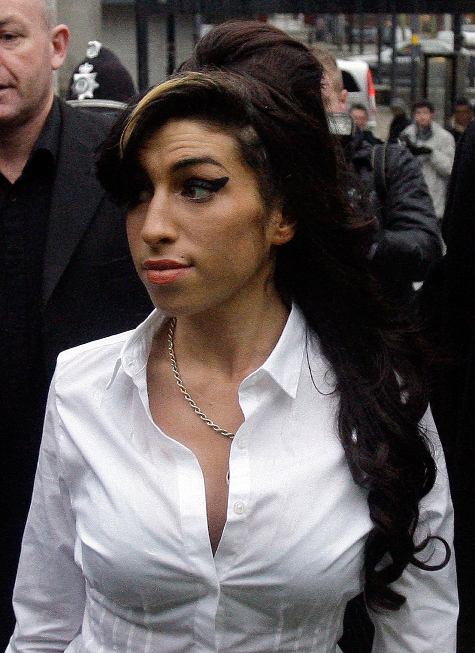 Amy Winehouse blev 27 år gammal.