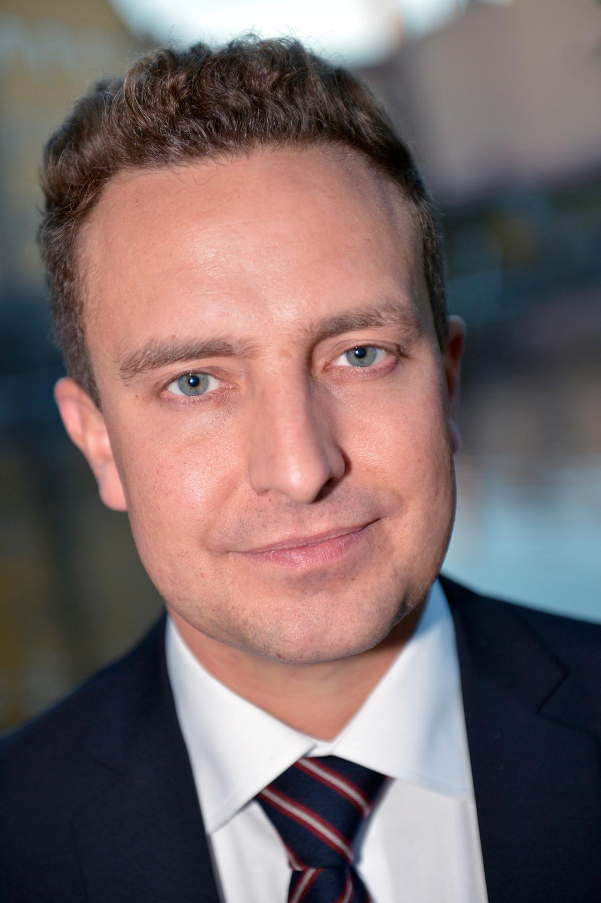 Tomas Tobé (M), skolpolitisk talesperson.