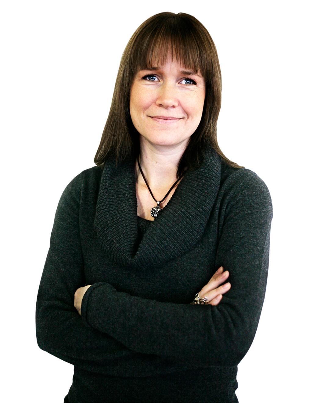Ylva Sanfridson, 39, arbetar som informatör. Hon är gift och har två barn, 3 och 5 år. Bor i Nyköping.