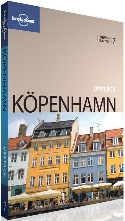 Köp Lonely Planet-guiden till Köpenhamn med Aftonbladet 15-16 juni.