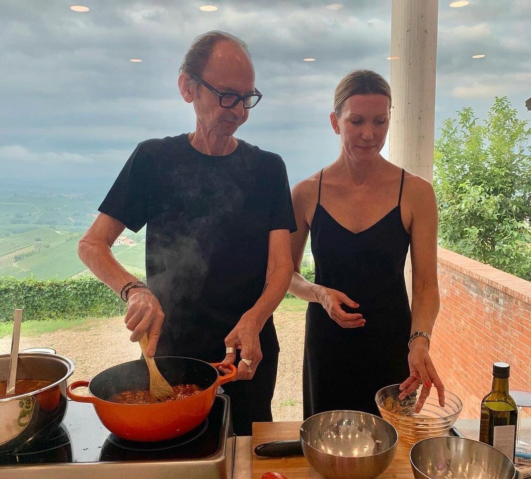 Erik och Jenny reste runt till Italien – ett tema som kommer vara återkommande i deras podd.