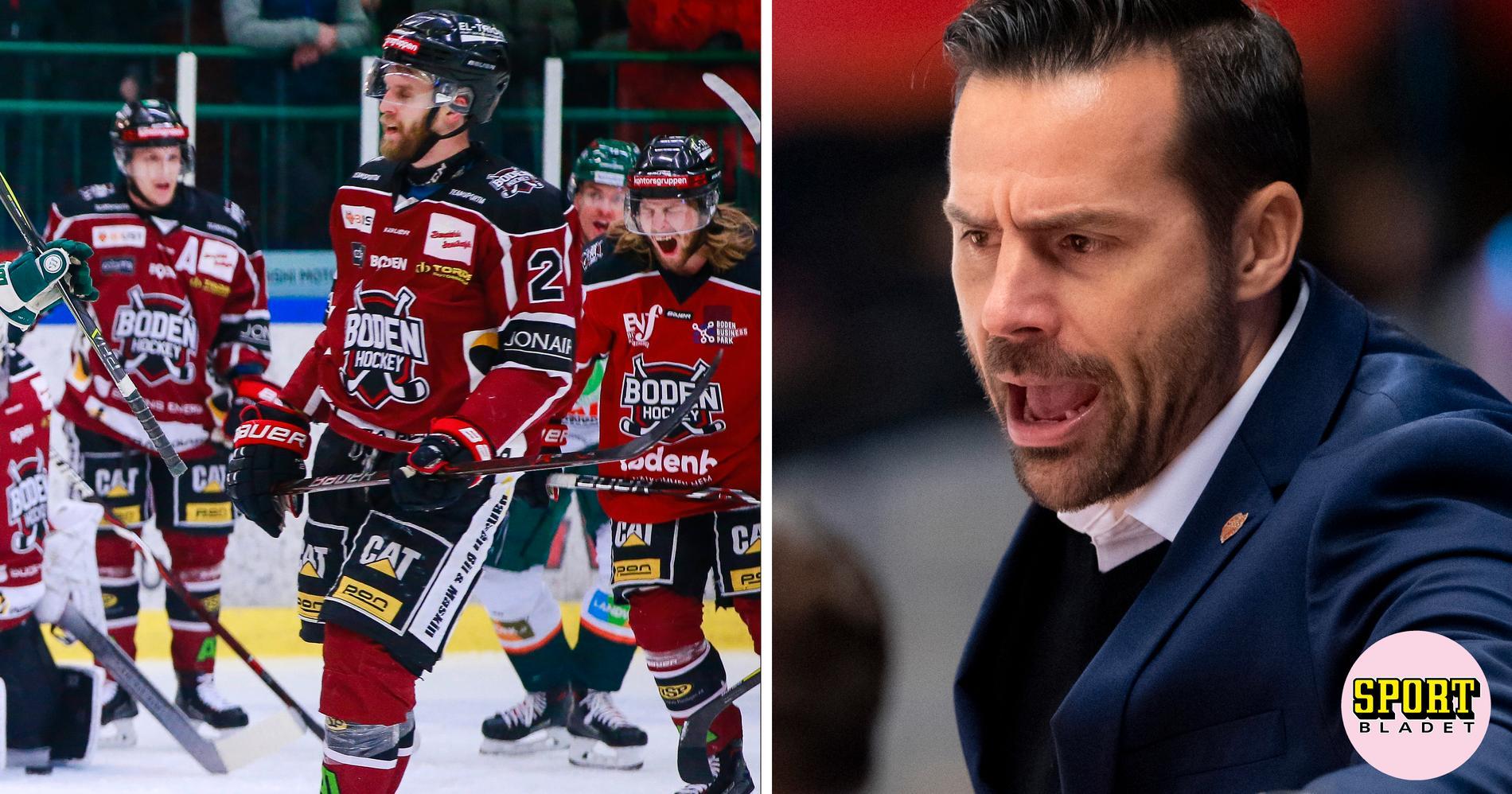 """Örnsköldsvik bojkottar match mot Boden: """"Fick en order"""""""