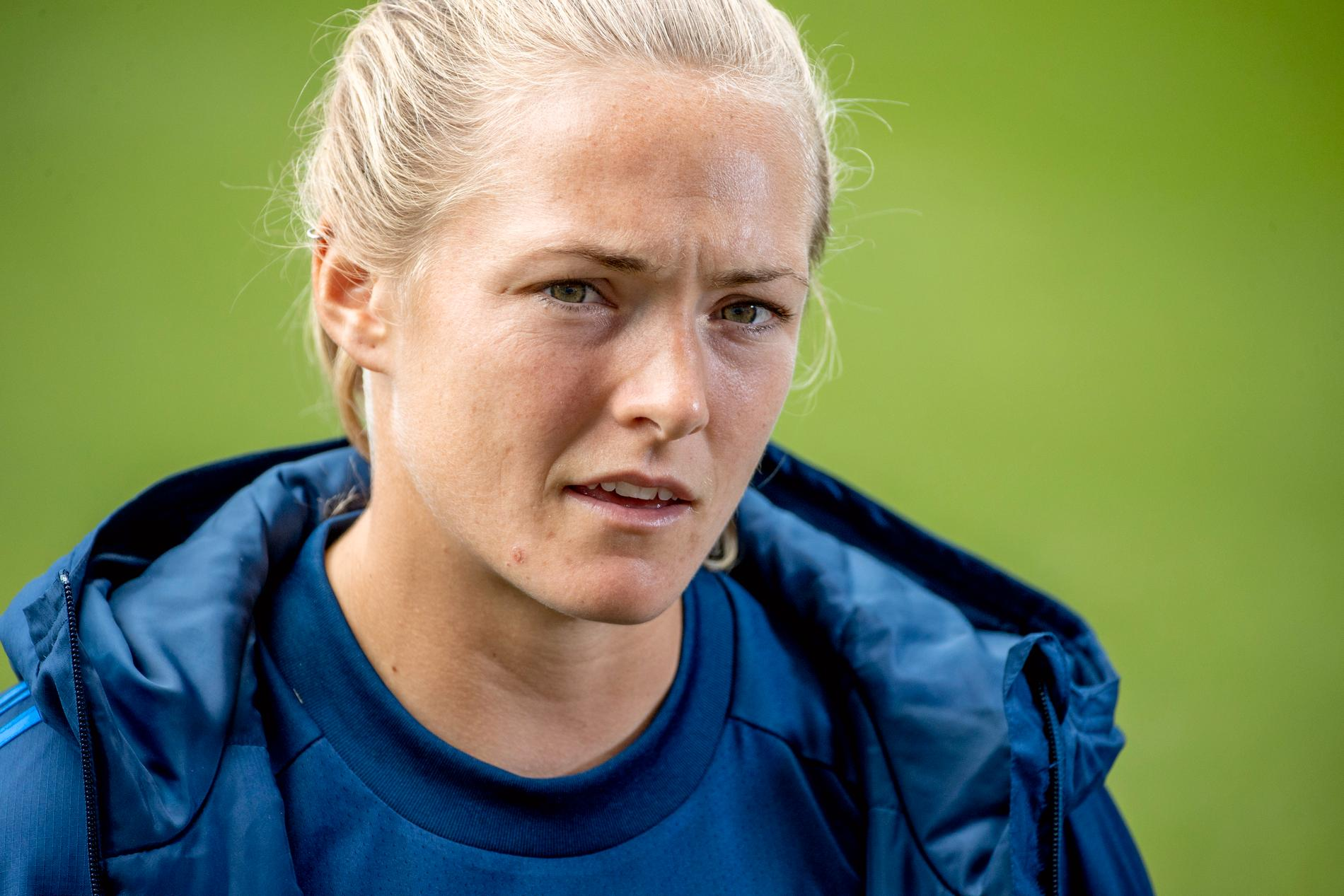 Magdalena Erikssons Chelsea har drabbats av coronasmitta. Klubben uppger inte vilka spelare som smittats. Arkivbild.