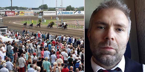 Trav365:s Andreas Örtengren livechattar från V86.