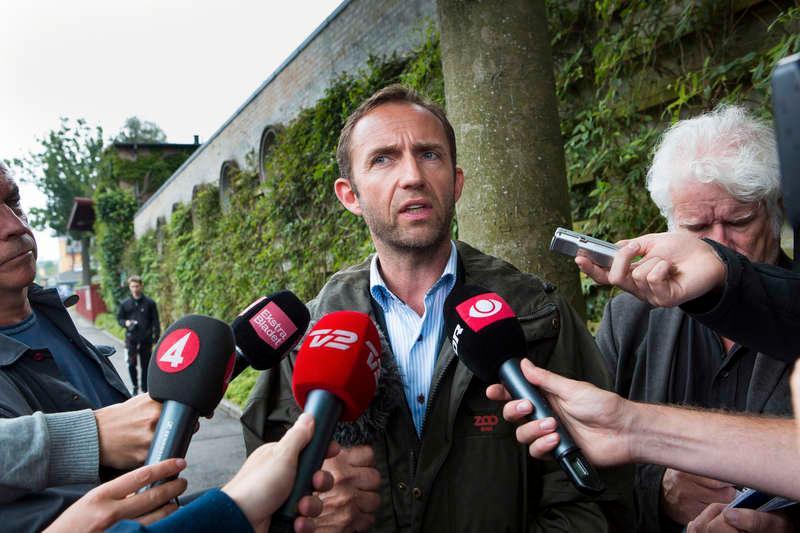 """FÖRSTA OLYCKAN på 152 år """"Vi uppfyller de säkerhetskrav som finns"""", säger djurparksdirektören Stefan Stræde."""