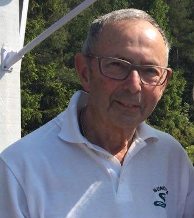 Jan Glückman, 83, dog i covid-19 på äldreboendet Berga.
