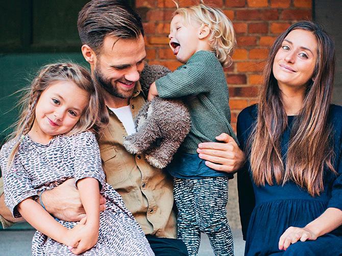 Luise Vindahl och David Frenkiel vill göra mat som hela familjen vill äta.