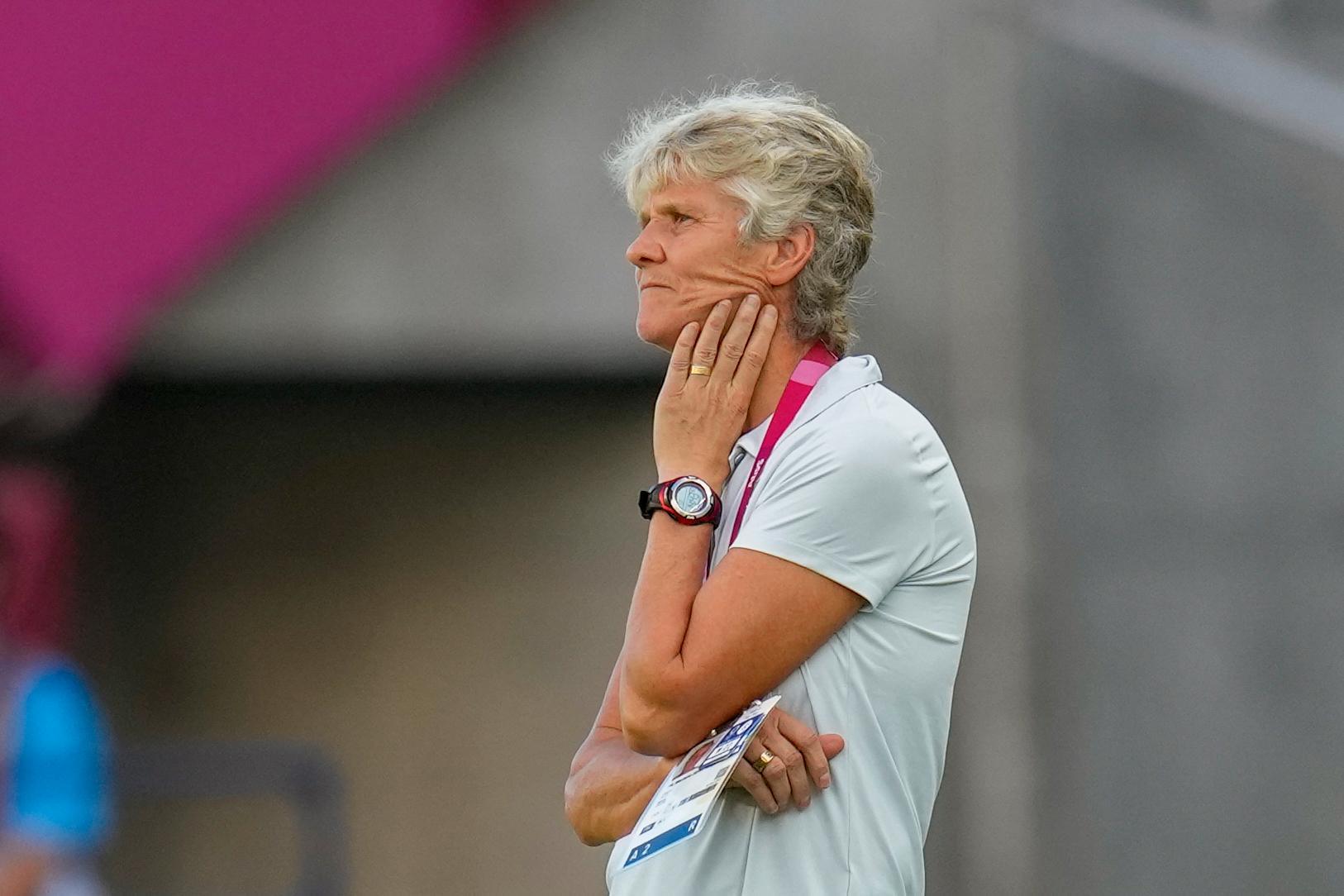 Pia Sundhages Brasilien har spelat klart i OS.