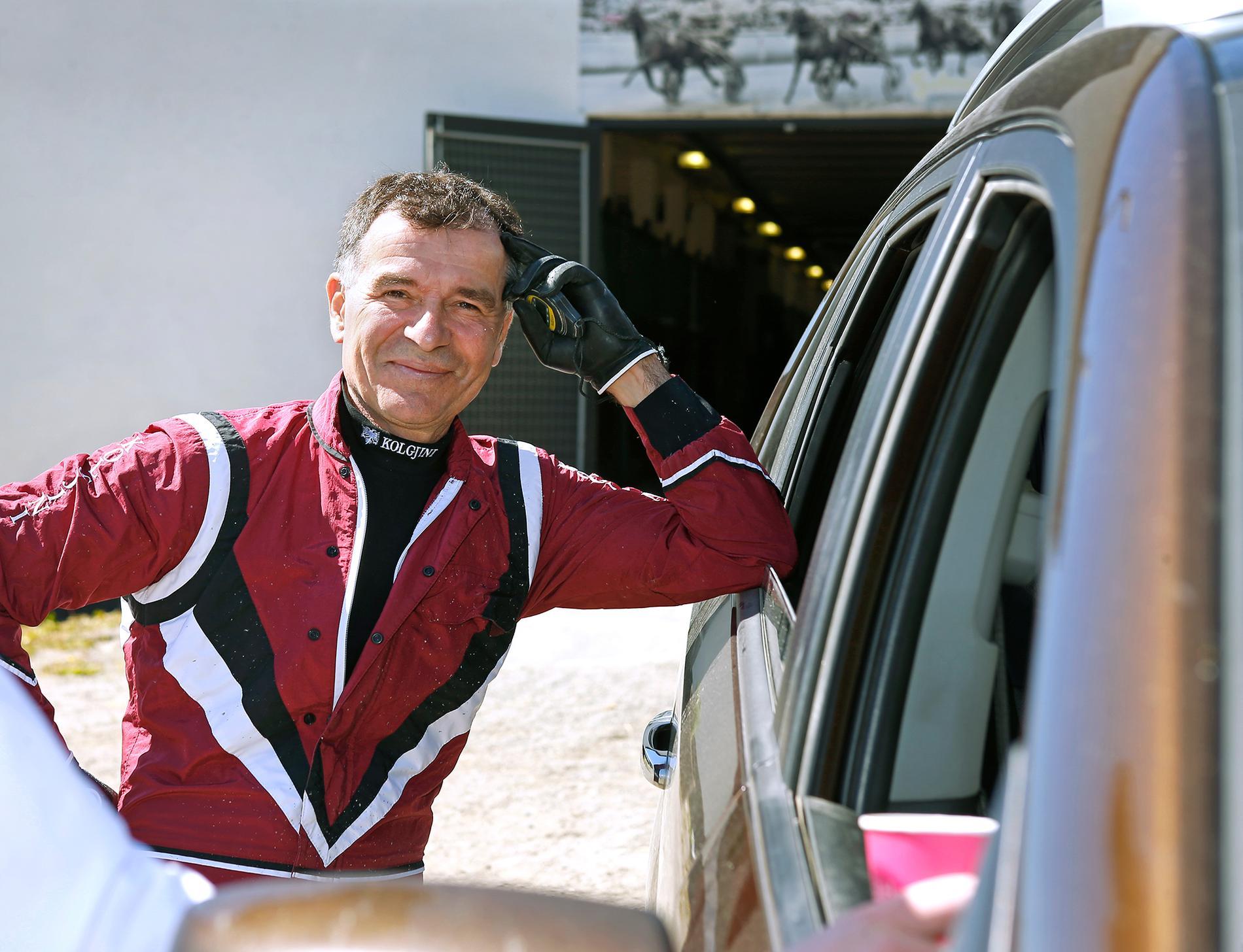 Lutfi Kolgjini är invald i travets Hall of Fame.