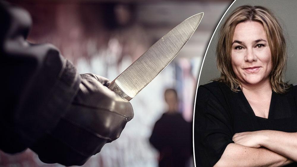 När ens tonåring hotas med kniv mot halsen på väg hem händer något inom mig. Är jag på väg att bli en rättshaverist, skriver Malin Appeltofft.