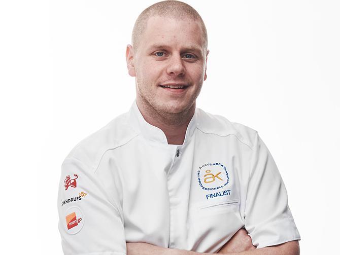 """ANDERS ISAKSSON: """"Jag är redo och har hittat min gastronomi. Jag har pannben och självförtroende."""""""