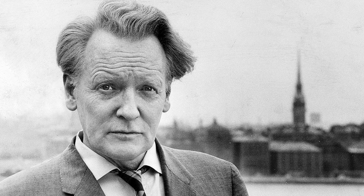 Författaren Per Anders Fogelström skulle ha fyllt hundra år den 22 augusti.