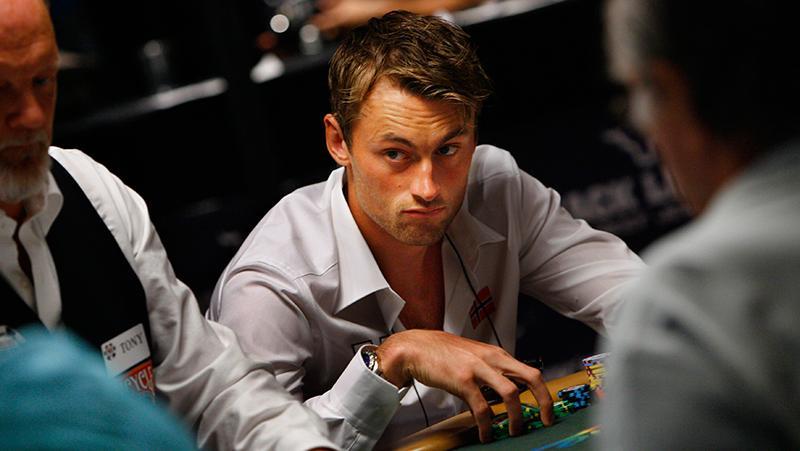 Petter Northug spelar WSOP i Las Vegas