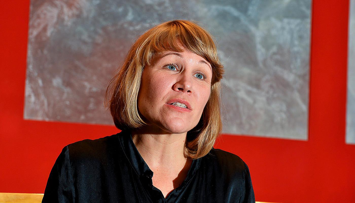 Regissören Jenny Andreasson