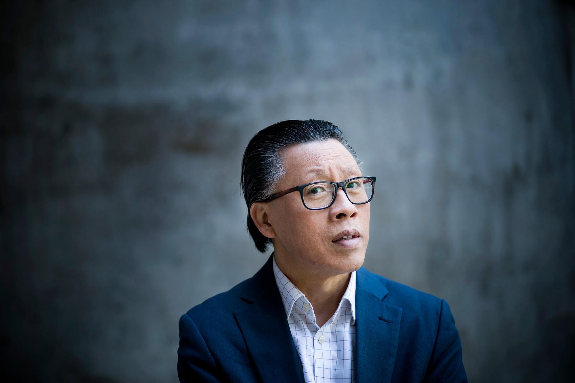 """Tobias Hübinette är aktuell med boken """"Adopterad – en bok om Sveriges sista rasdebatt""""."""