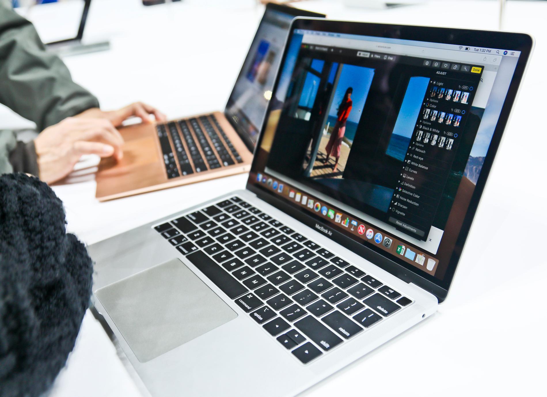 Nya Macbook Air kan sluta fungera om du försöker laga den själv.