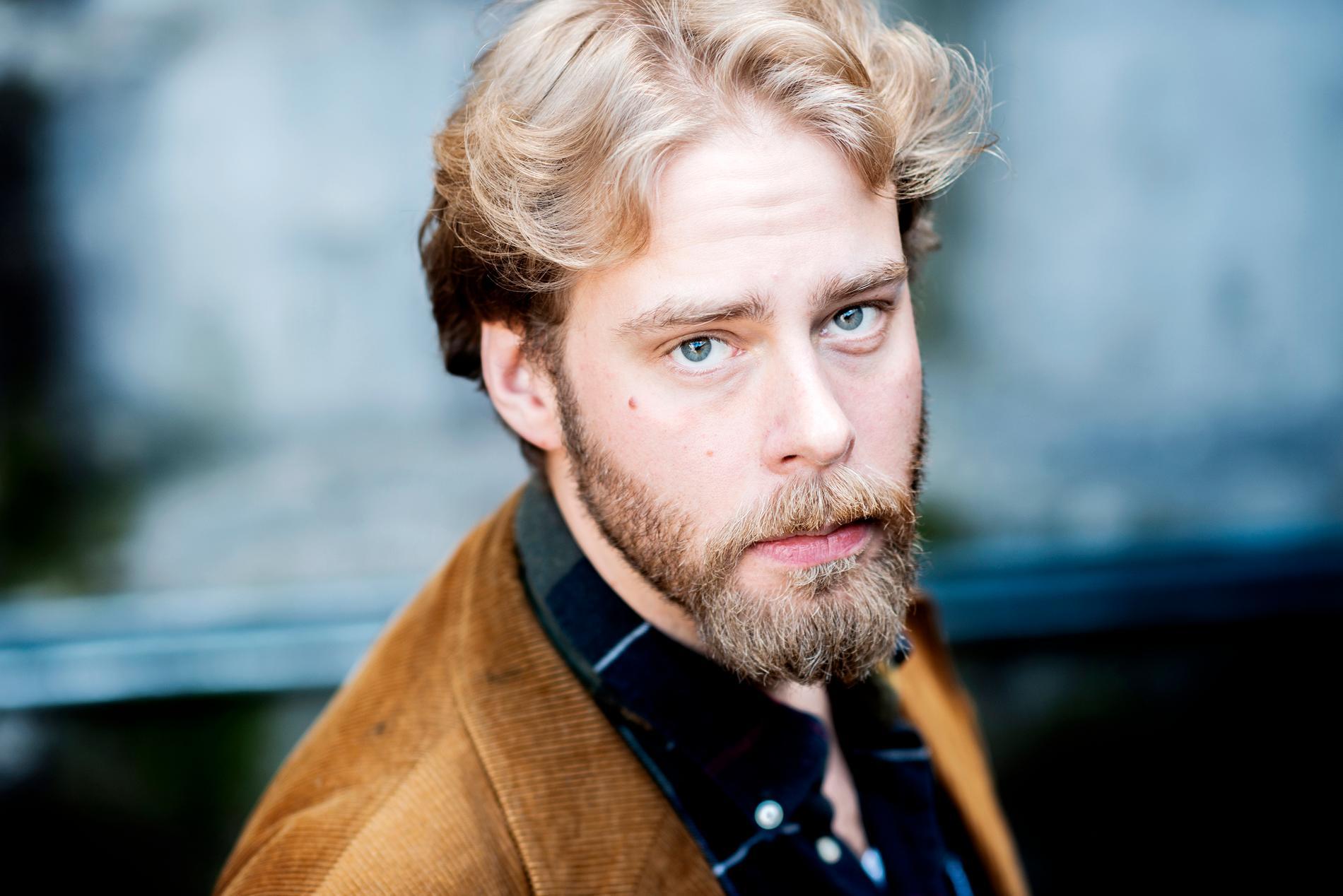 Regissören och journalisten Henrik Evertsson.