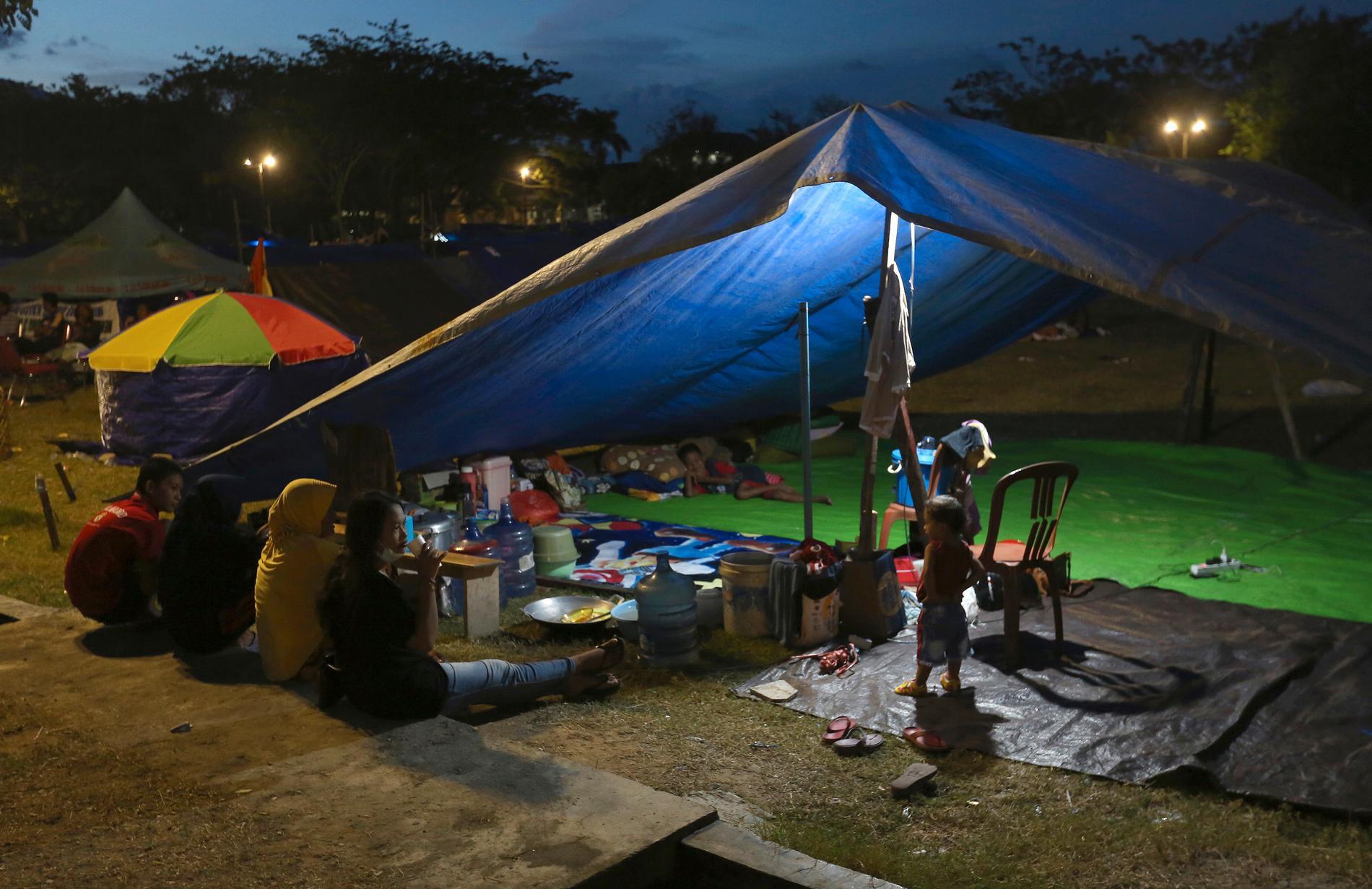 Omkring 80000 människor har förlorat sina hem och enligt FN är 200000 personer i behov av humanitär hjälp i området.