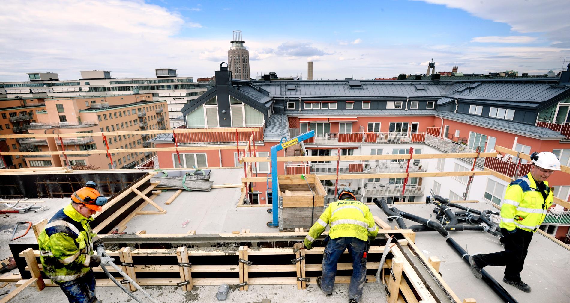 EU har länge varnat för att Sverige har de mest övervärderade bostäderna i unionen.