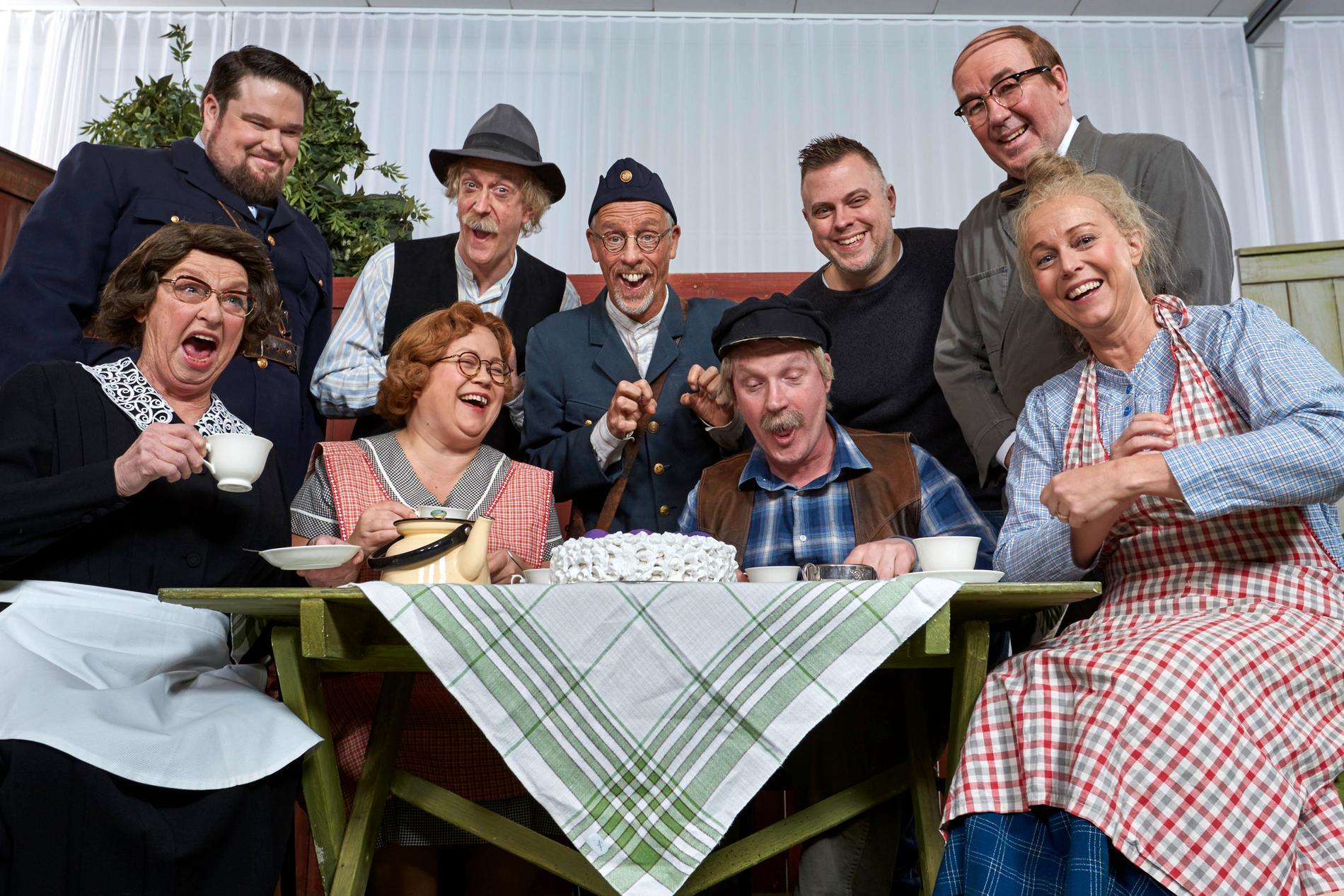 """Kommer """"Alla tiders Åsa-Nisse"""" kunna spelas på Vallarnas Friluftsteater i Falkenberg i sommar?"""