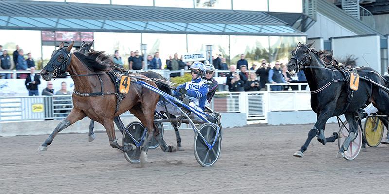 Esprit Sisu vann STL Open (V75–6). En seger som var värd 750 000 kronor.