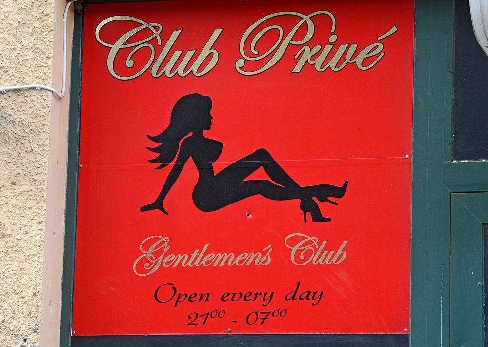 Strippklubb Prive
