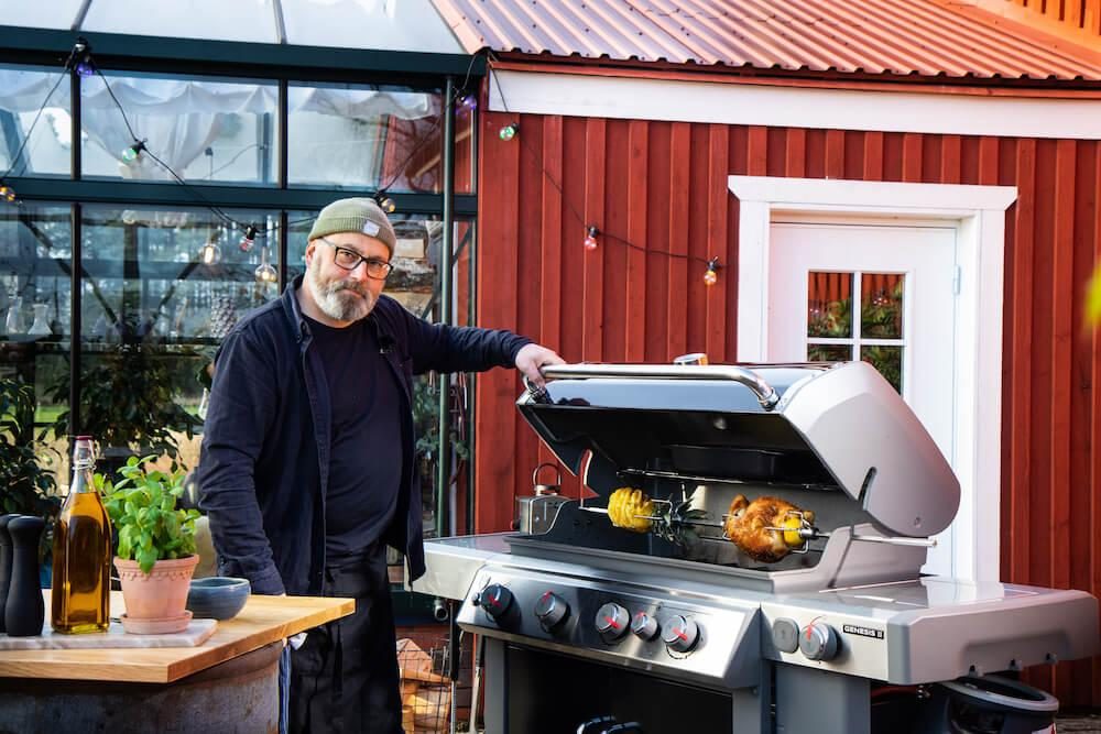 Experten Per Ehrlund tipsar om grillar.