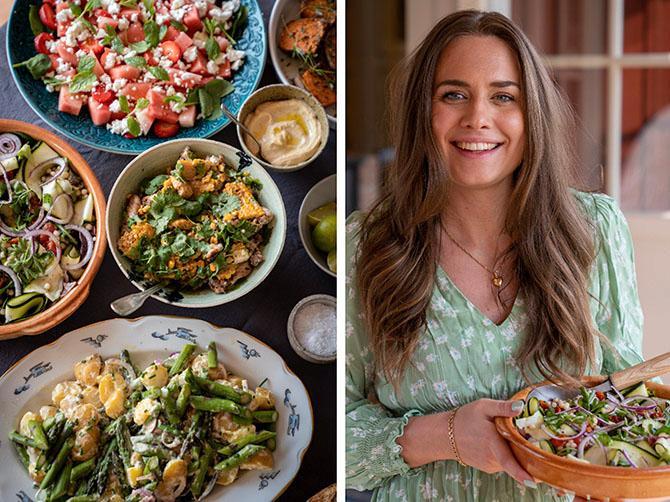 VÄRLDENS SMAKER – Jag vill att man ska få en liten smakresa när man äter, säger matkreatören Sofia Henriksson.