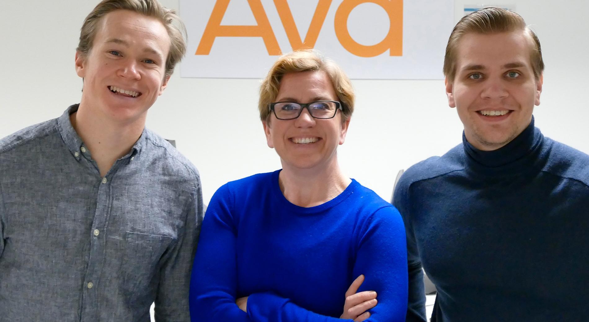 Maria Mattsson Mähl, grundare av Alpha CE som nyligen gick i konkurs, är med och stöttar startupen.