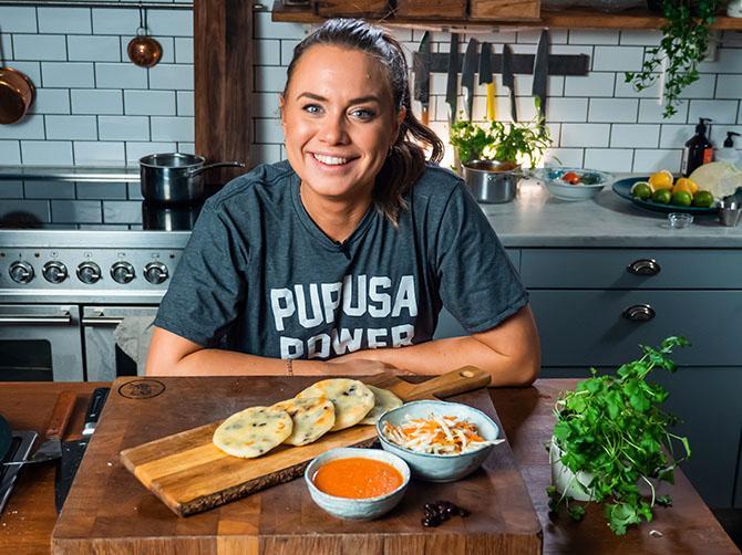 Sofia Henriksson är säker på sin sak, Italien tar hem vinsten rent matmässigt.