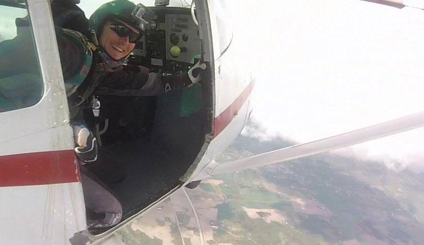 Staffan Unestål Ortlieb gillade äventyr och spänning och var bland annat fallskärmsjägare inom militären.