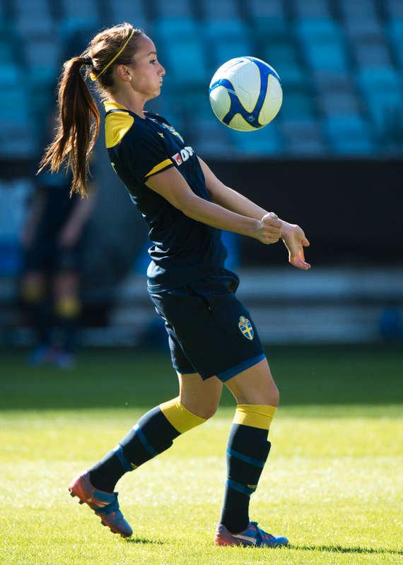 OS NÄSTA Kosovare Asllani petades inför VM 2011, men nu är hon tillbaka i landslaget och jagar OS-succé.