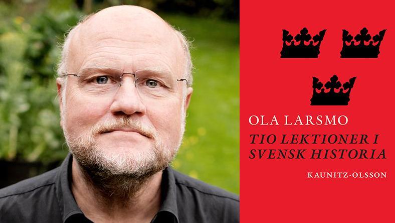 """Ola Larsmo (född 1957) är författare och litteraturkritiker. Debuten """"Vindmakaren"""" (1983) har följts av ett flertal romaner och essäer, senast """"Översten""""."""