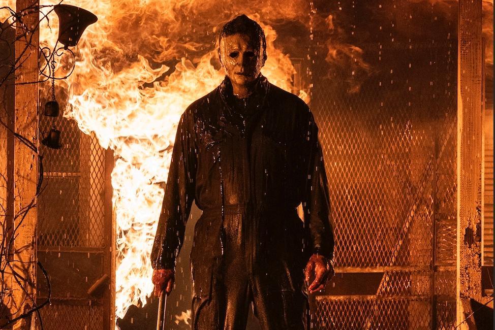 """""""Halloween kills""""."""