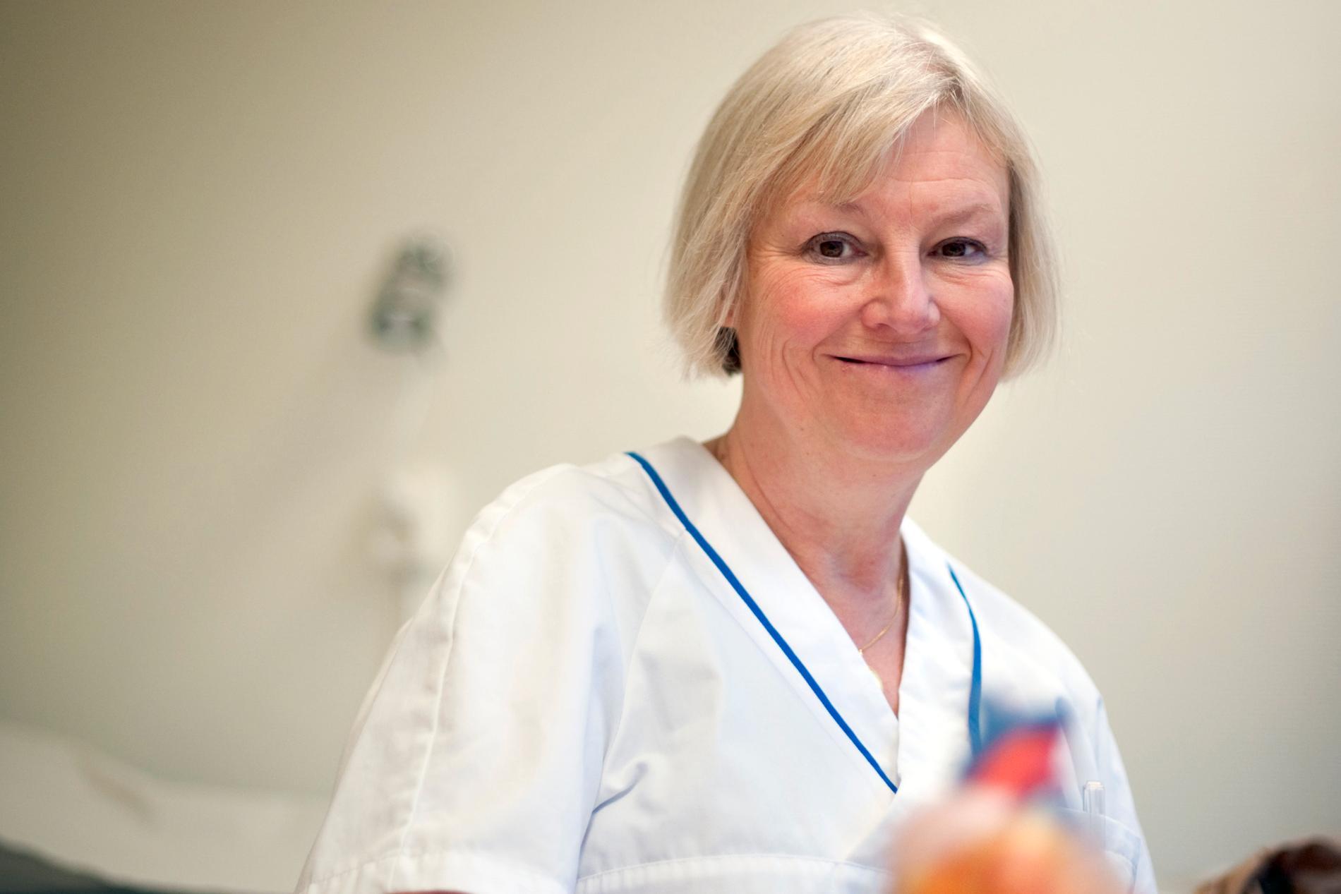 Annika Rosengren, professor i medicin.
