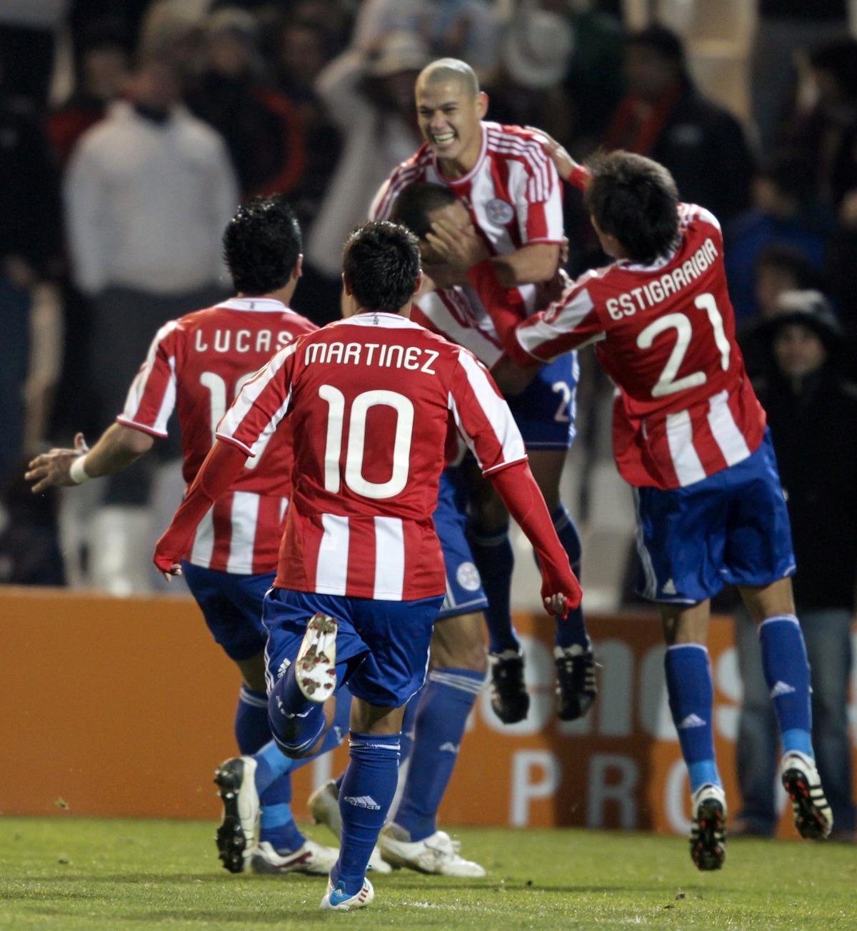 Mästerliga på straffar Paraguay är framme i final. Dit har laget tagit sig tack vare suveränt straffskytte. På söndag spelas finalen i Copa America.